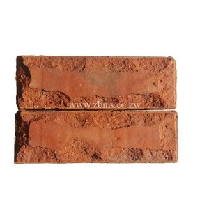 red chipped face bricks for sale