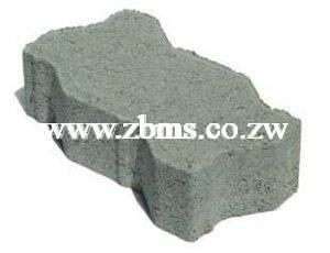 60mm plain grey interlocking concrete paver for sale harare Zimbabwe