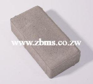 60mm plain grey rectangle pavers bricks for sale in harare