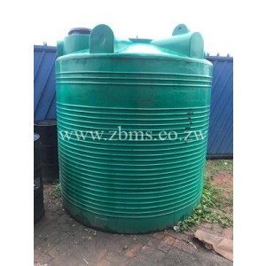 5000 litres water tank for sale Harare Zimbabwe new