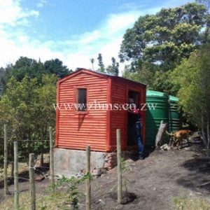 1.5m by 1.5m wooden cabin toilet for sale in harare Zimbabwe