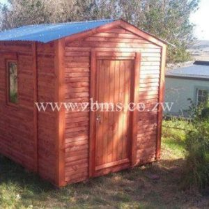 2.4m by 2.4m wooden wendy house cabin for sale in harare zimbabwe building materials suppliers