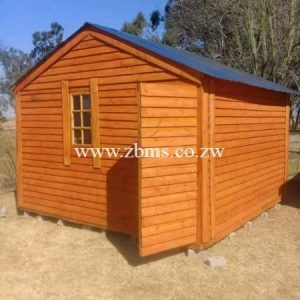 2.8m by 4m construction site wooden cabin store room for sale harare zimbabwe