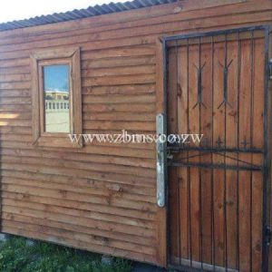 2m by 2m wooden cabin room for sale in harare zimbabwe