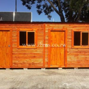 3m by 6m wendy wooden cabin house for sale harare zimbabwe