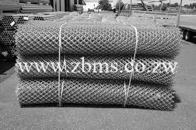 2.4m diamond mesh fence for sale zimbabwe