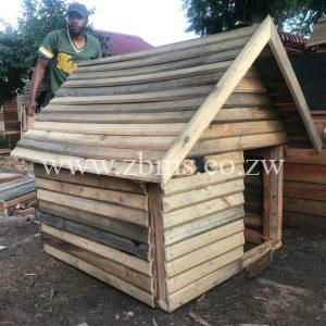 dkwc04 dog kennel for sale zimbabwe t&g timber