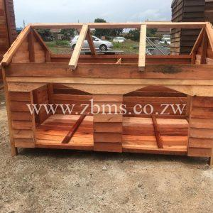 dkwc15 double dog kennel for sale zimbabwe