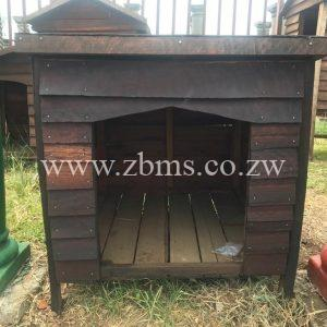 dkwc18 flat roof dog kennel for sale zimbabwe