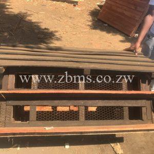 rcwc01 rabbit cages house wooden cabin for sale zimbabwe