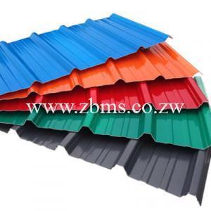 0.4mm wide span chromadek ibr for sale Zimbabwe